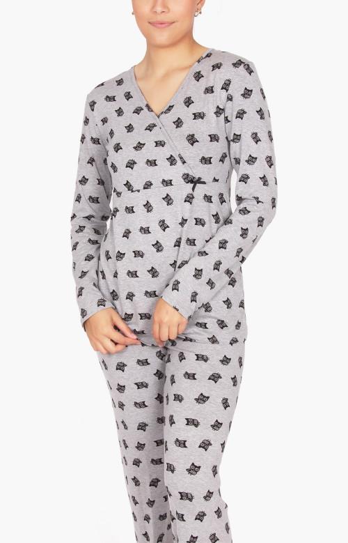 Pyjama à pantalon long - FEATHERS