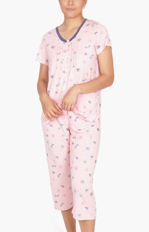 Pyjama capris - AUDE