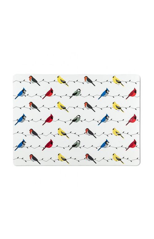 Napperon - MULTI BIRDS