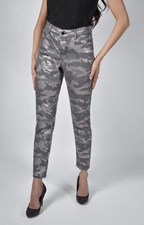Jeans - SILVER CAMO