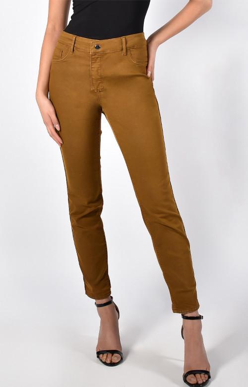 Jeans réversible - FLORAL TAN
