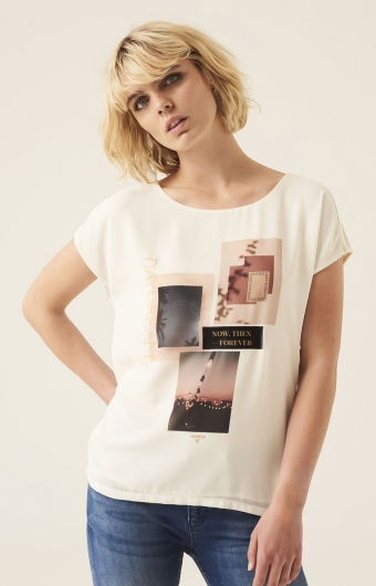 T-shirt - NOW, THEN, FOREVER