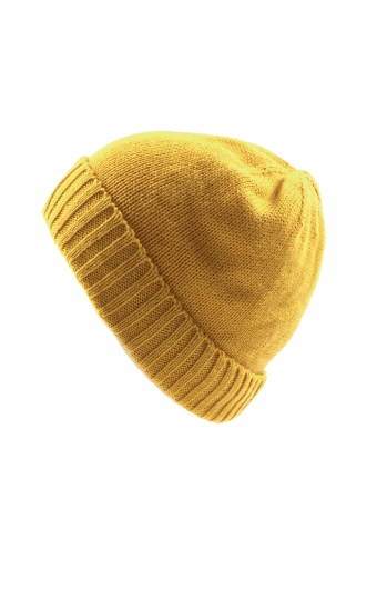 Tuque d'hiver - MOUTARDE (2-6)