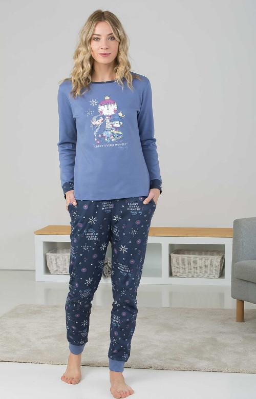 Pyjama à pantalon long - ENJOY EVERY MOMENTS