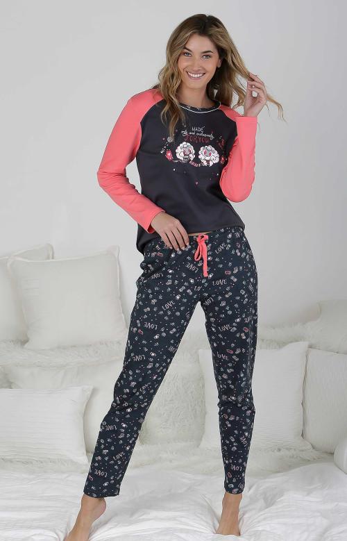 Pyjama à pantalon long - SHEEPS