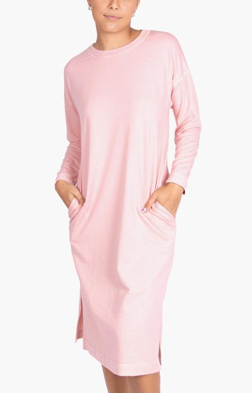 Robe de nuit longue - SOFT PINK