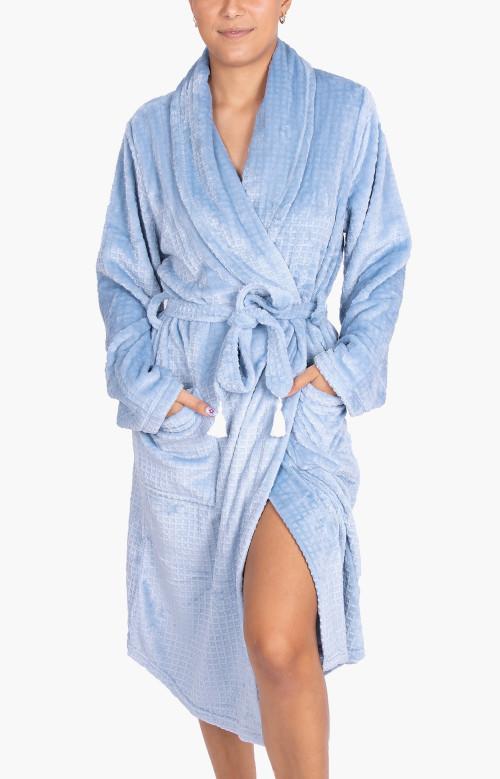 Robe de chambre longue - AYDAN