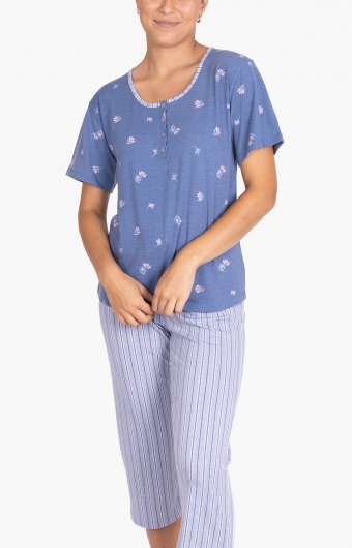 Pyjama à pantalon long - CASSILIA