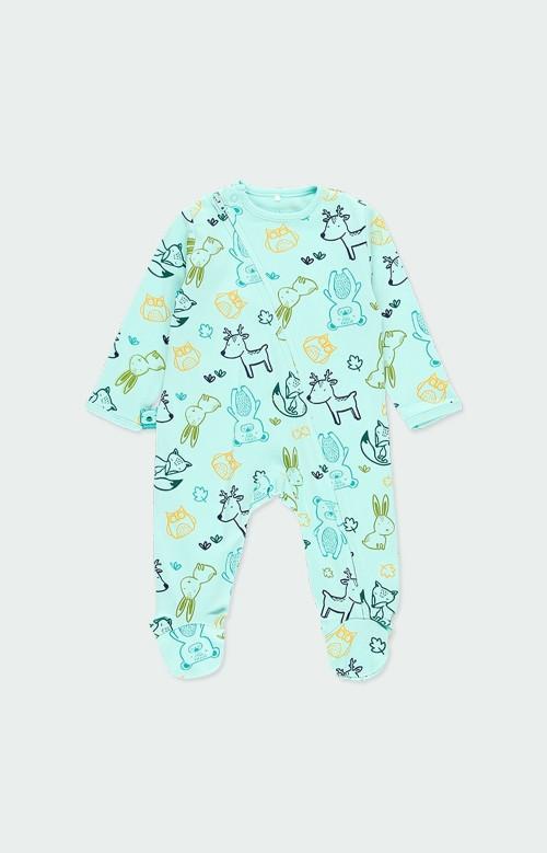 Pyjama pour garçon - ANIMAUX (1-18M)