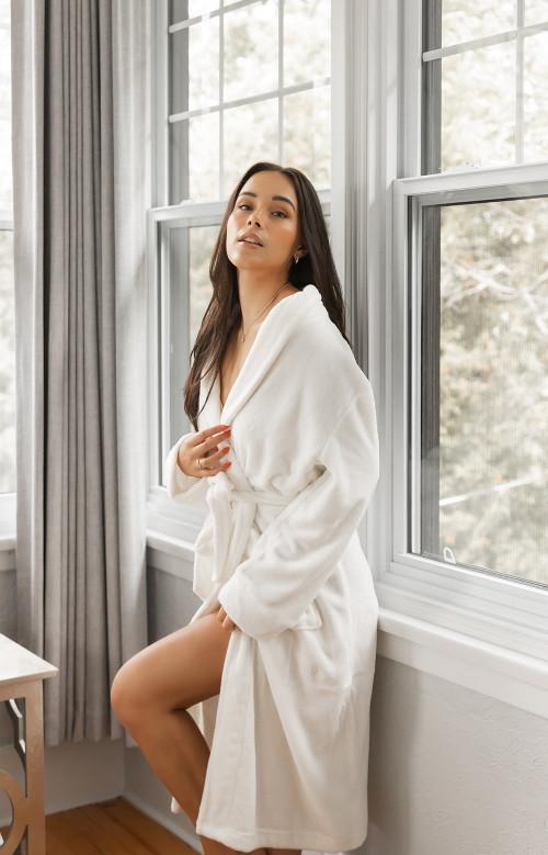 Robe de chambre longue - PERFECT