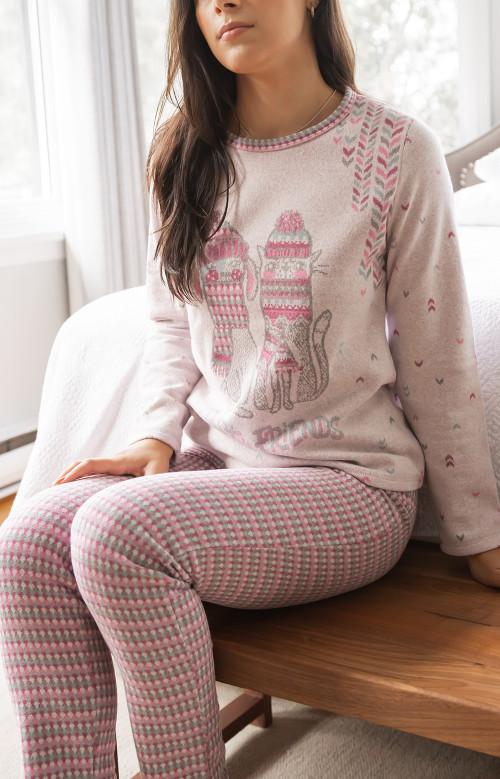 Pyjama à pantalon long - MVERONICA