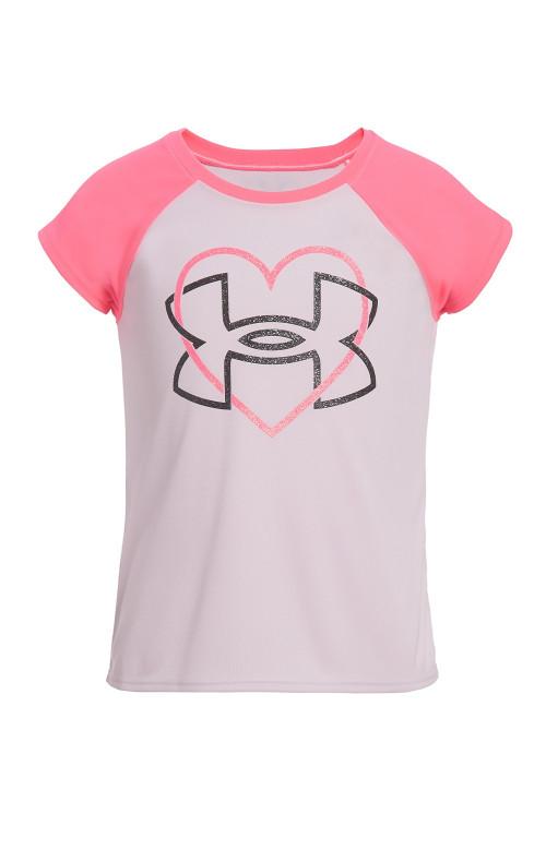 T-shirt - UA LOVE (2-6x)