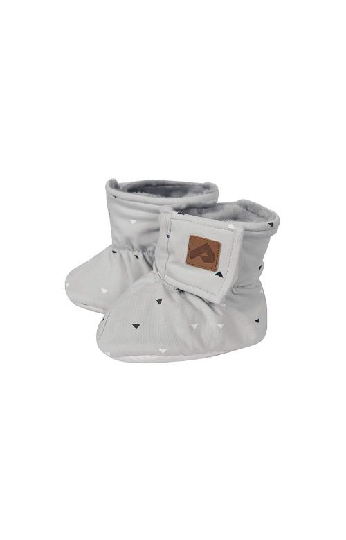 Pantoufles doublées - TRIANGLES