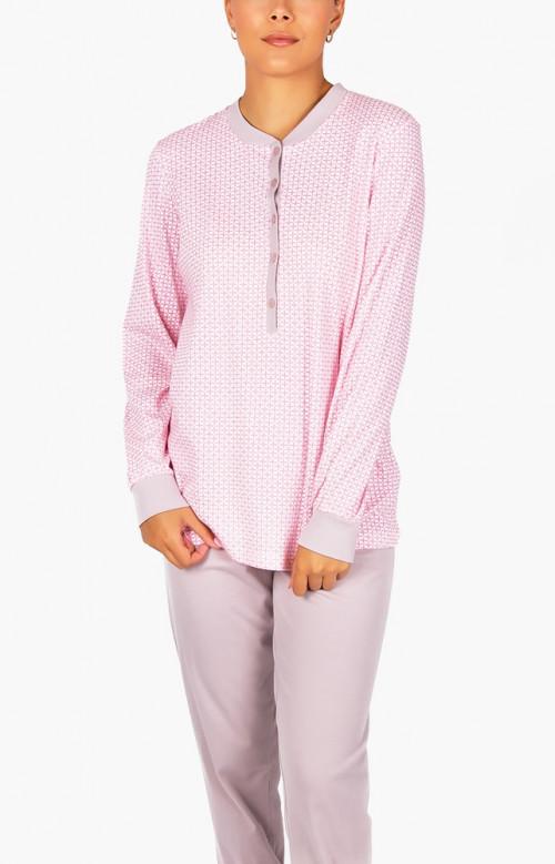 Pyjama à pantalon long