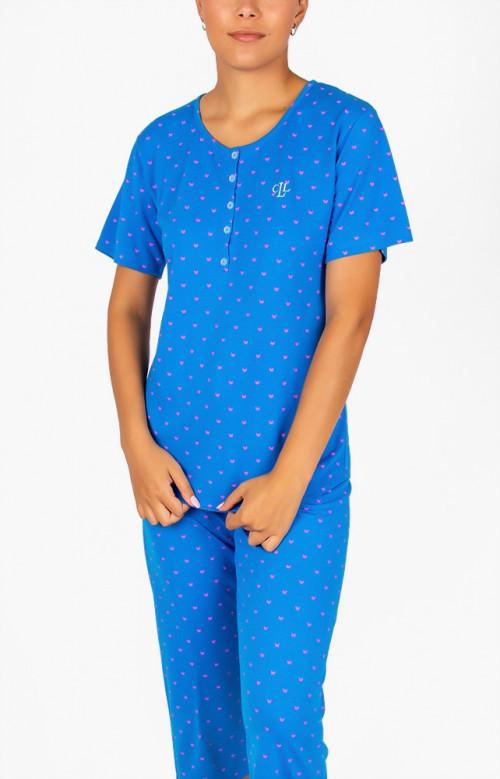 Pyjama capri - ANALIE