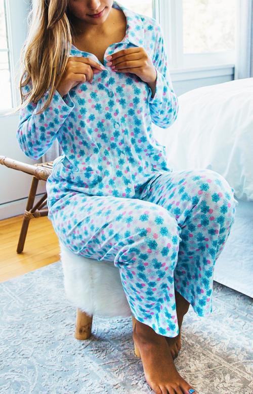 Pyjama à pantalon long - SKYES