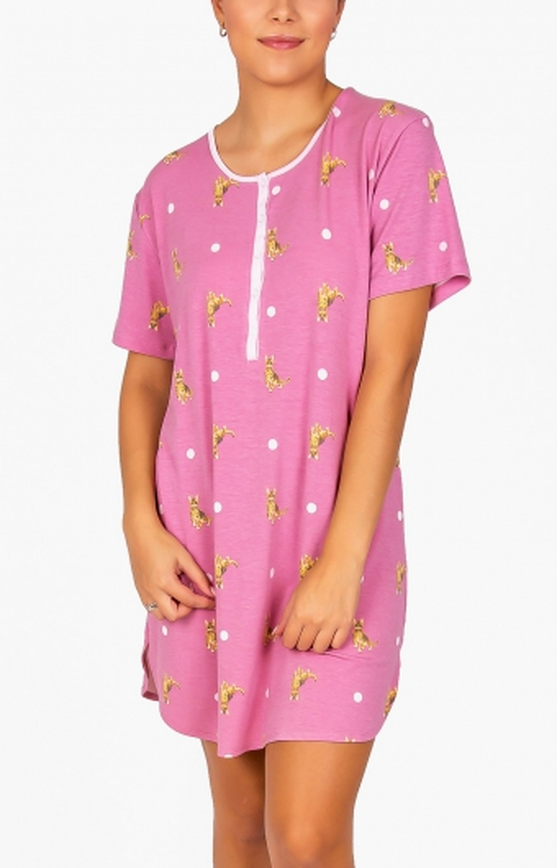 Robe de nuit courte - MINETS