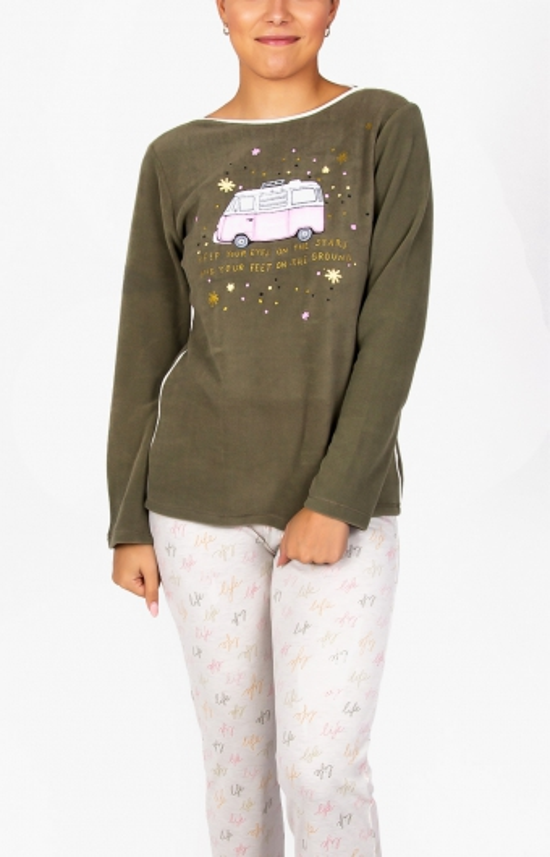 Pyjama à pantalon long - KEEP YOUR EYES ON THE STARS