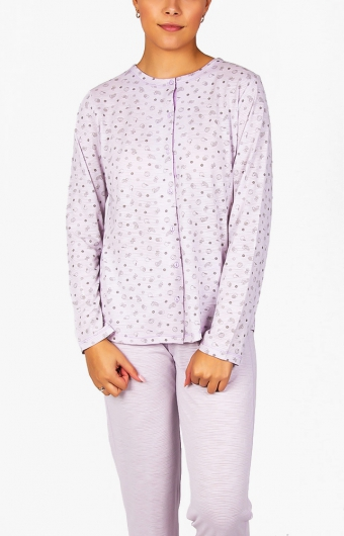 Pyjama à pantalon long - PUMPKINS
