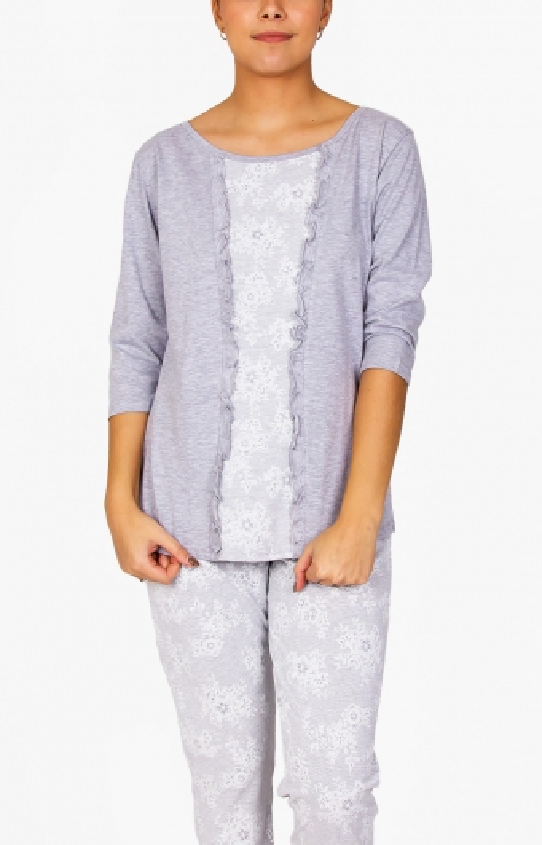 Pyjama à pantalon long - MARPIZ
