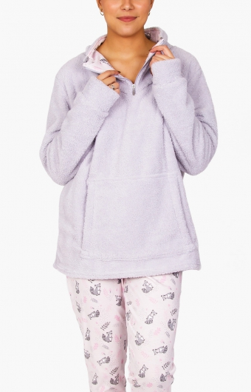 Pyjama à pantalon long - SZOPIZ