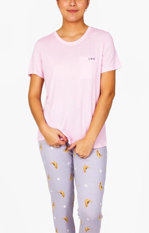 Pyjama capri - UNE HISTOIRE DE CHATS