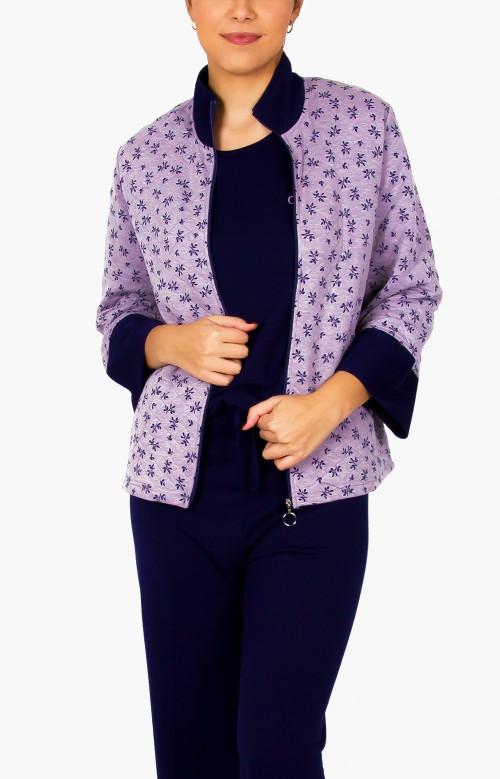 Pyjama 3 pièces - BRINDILLES D'AUTOMNE