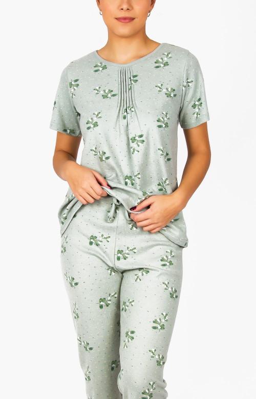 Pyjama capri - BLANCHE MOREAU