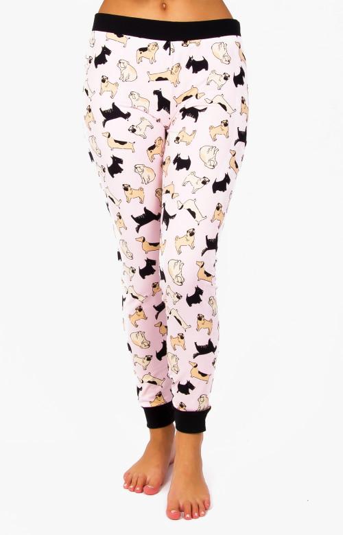 Pantalon de pyjama - AMOUREUSE DE CHIENS