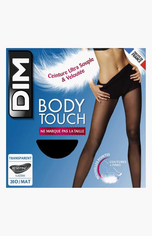 Collant Body Touch noir