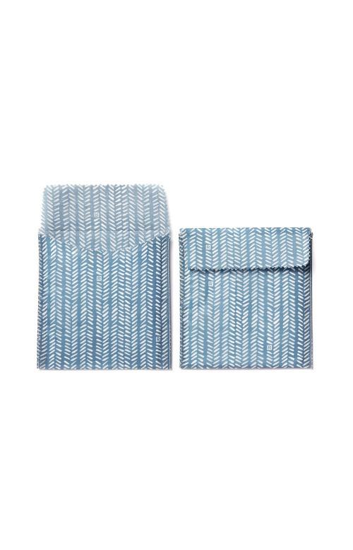 Ensemble de sacs réutilisables pour sandwich (2 pièces)