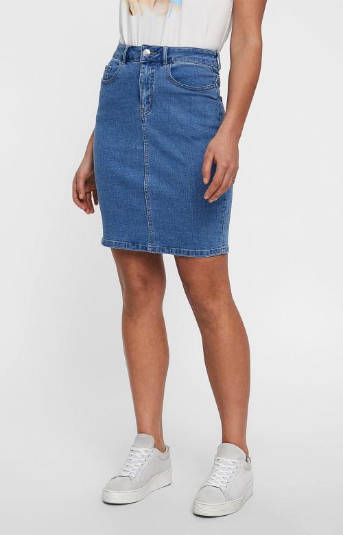 Jupe en jeans - CLARA