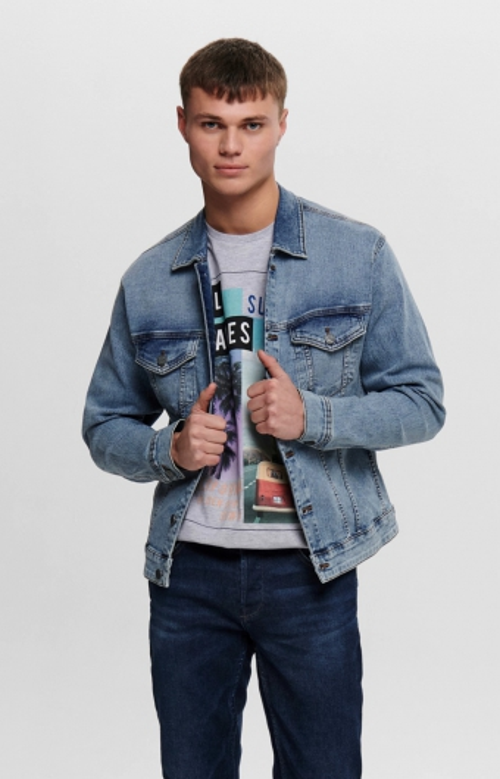 Jacket de jeans