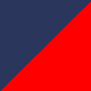 Rouge & marine